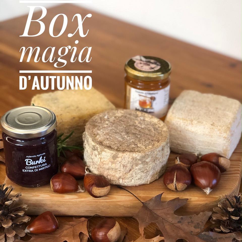 Box sapori d'autunno