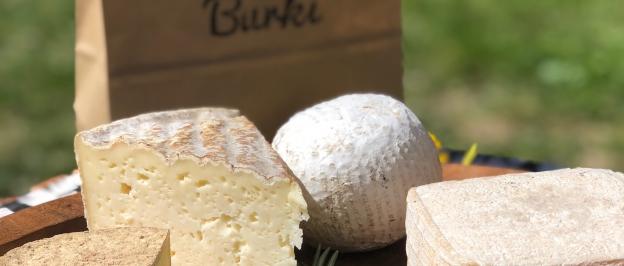 Scegli l'Abbonamento Burki Cheese Mix