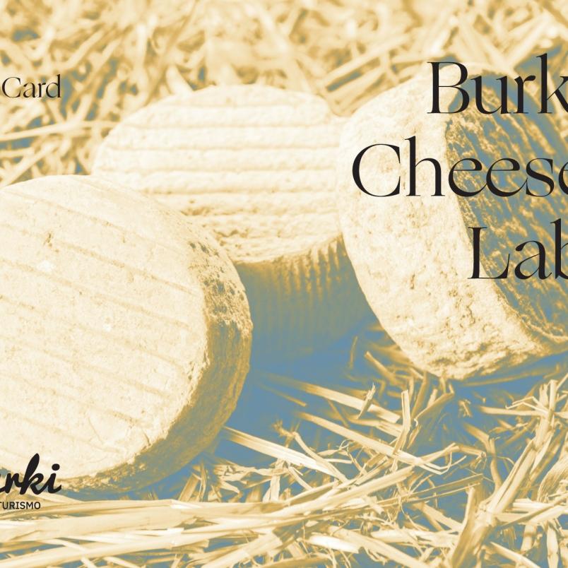 Burki cheese lab
