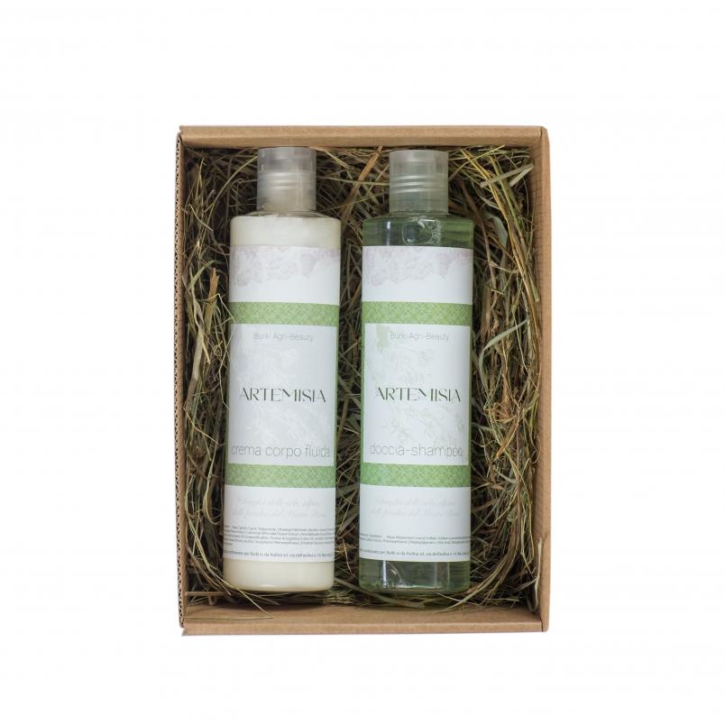 Linea Corpo Artemisia crema e doccia shampoo